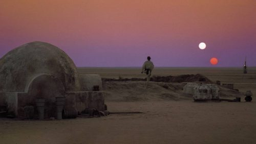 Tatooine, Lars Homestead