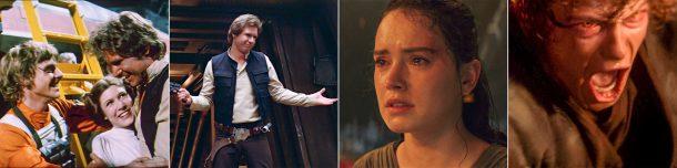 Star Wars emotions