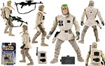 Hoth Trooper (Hoth Evacuation) ('04 #01) - Hasbro - Star Wars [Saga - Phase III] (2003)