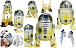 R2-D2 (30 04) - Hasbro - 30th Anniversary Collection (2007)
