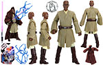 Mace Windu (30 06) - Hasbro - 30th Anniversary Collection (2007)