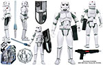 Concept Stormtrooper (Ralph McQuarrie Signature Series) (30 09) - Hasbro - 30th Anniversary Collection (2007)