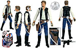 Han Solo (30 11) - Hasbro - 30th Anniversary Collection (2007)