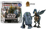 Droid Factory (5 of 6) - Watto & R2-T0 - Hasbro - 30th Anniversary Collection (2008)