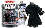 Order 66 (Series 2) (4 of 6) - Emperor Palpatine & Commander Vill - Hasbro - 30th Anniversary Collection (2008)