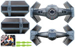 Darth Vader's TIE Advanced x1 Starfighter - Hasbro - 30th Anniversary Collection (2007)