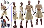 Mace Windu (CW8) - Hasbro - Star Wars [The Phantom Menace 3D] (2012)
