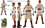 Obi-Wan Kenobi (CW01) - Hasbro - Star Wars [Yoda/Attack of the Clones] (2013)