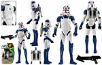 501st Legion Clone Trooper (CW06) - Hasbro - Star Wars [Yoda/Attack of the Clones] (2013)