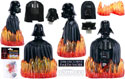 Exclusive Darth Vader in Flames Bust-Up