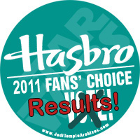 2011 Hasbro Fans' Choice Poll