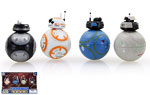 BB-Series 4-Pack [The Last Jedi]  - Disney - Disney Parks (2017)
