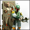 Boba Fett With Han Solo In Carbonite (Star Wars Animated) - Maquettes