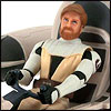 Freeco Speeder With Obi-Wan Kenobi - TCW [S2] - Deluxe