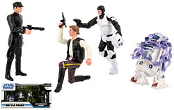 Shield Generator Assault Battle Pack - The Legacy Collection