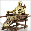 C-3PO With Ewok Throne - TSC - Basic (SAGA 042)