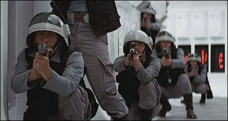 Rebel Fleet Trooper - TVC - Basic (VC52) Research Droids ...