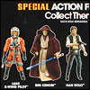 Special Action Figure Set (Hero Set) - TVC - Exclusive