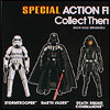 Special Action Figure Set (Villain Set) - TVC - Exclusives