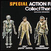 Special Action Figure Set (Rebel Set) - TVC - Exclusive
