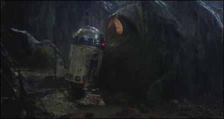 Yoda S Hut Dagobah 1 6 Scale Figure Environments