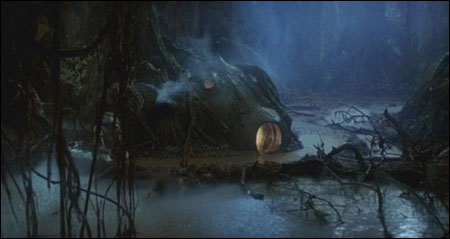 Yoda S Hut Dagobah 1 6 Scale Figure Environments