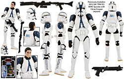 Clone Trooper (501st Legion)  (VC60) - The Vintage Collection