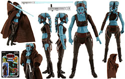Aayla Secura (VC58) - The Vintage Collection