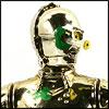 C-3PO & Salacious Crumb - TAC - Basic (30 30)