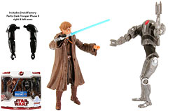Anakin Skywalker/Cortosis Battle Droid