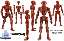 HK-47 (Build A Droid) - The Legacy Collection