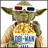 Yoda (In 3D Glasses) - Mini Busts