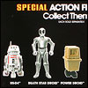 Special Action Figure Set (Droid Set) - TVC - Exclusive