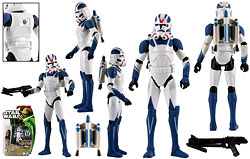 501st Legion Clone Trooper (CW06) - The Clone Wars