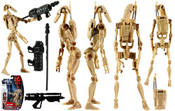 Battle Droid (MH04) [TPM] - Star Wars [TPM 3D]