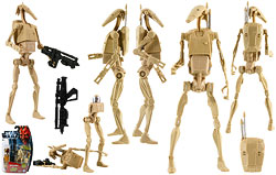 Battle Droid (MH22) - Star Wars [TPM 3D]