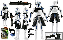 Captain Rex (CW04) - The Clone Wars