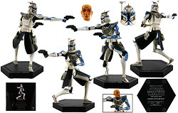 Clone Captain Rex (The Clone Wars) - Gentle Giant