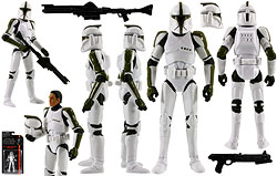 Clone Trooper Sergeant (#02) - The Black Series