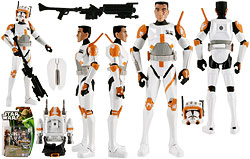 Commander Cody (CW07) - The Clone Wars