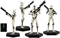 Coruscant Guard (The Clone Wars) - Gentle Giant Maquette