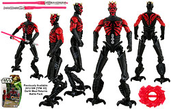Darth Maul (CW08) - The Clone Wars
