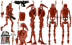 Battle Droid - Legacy Collection [2]
