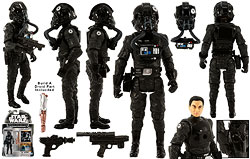 Black Squadron TIE Pilot - Legacy Collection [2]