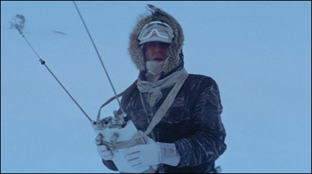 Image result for han on hoth