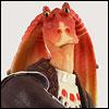 Jar Jar Binks (Gungan Senator) - SW [S - P1] - Basic ('02 #24)