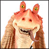 Jar Jar Binks With W. Wald - Mini Busts