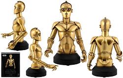 C-3PO (McQuarrie Concept) - Gentle Giant Mini Bust