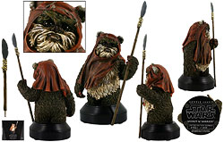 Wicket W. Warrick - Mini Busts