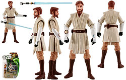 Obi-Wan Kenobi (CW01) - The Clone Wars